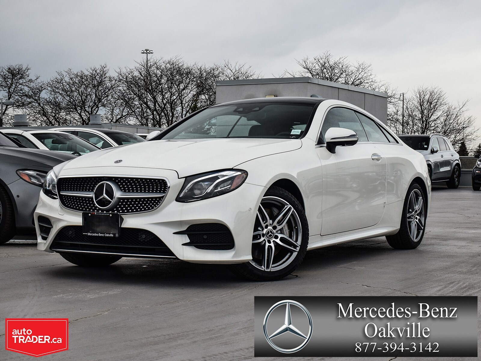 Certified Pre-Owned 2018 Mercedes-Benz E-CLASS E400 AWD ...