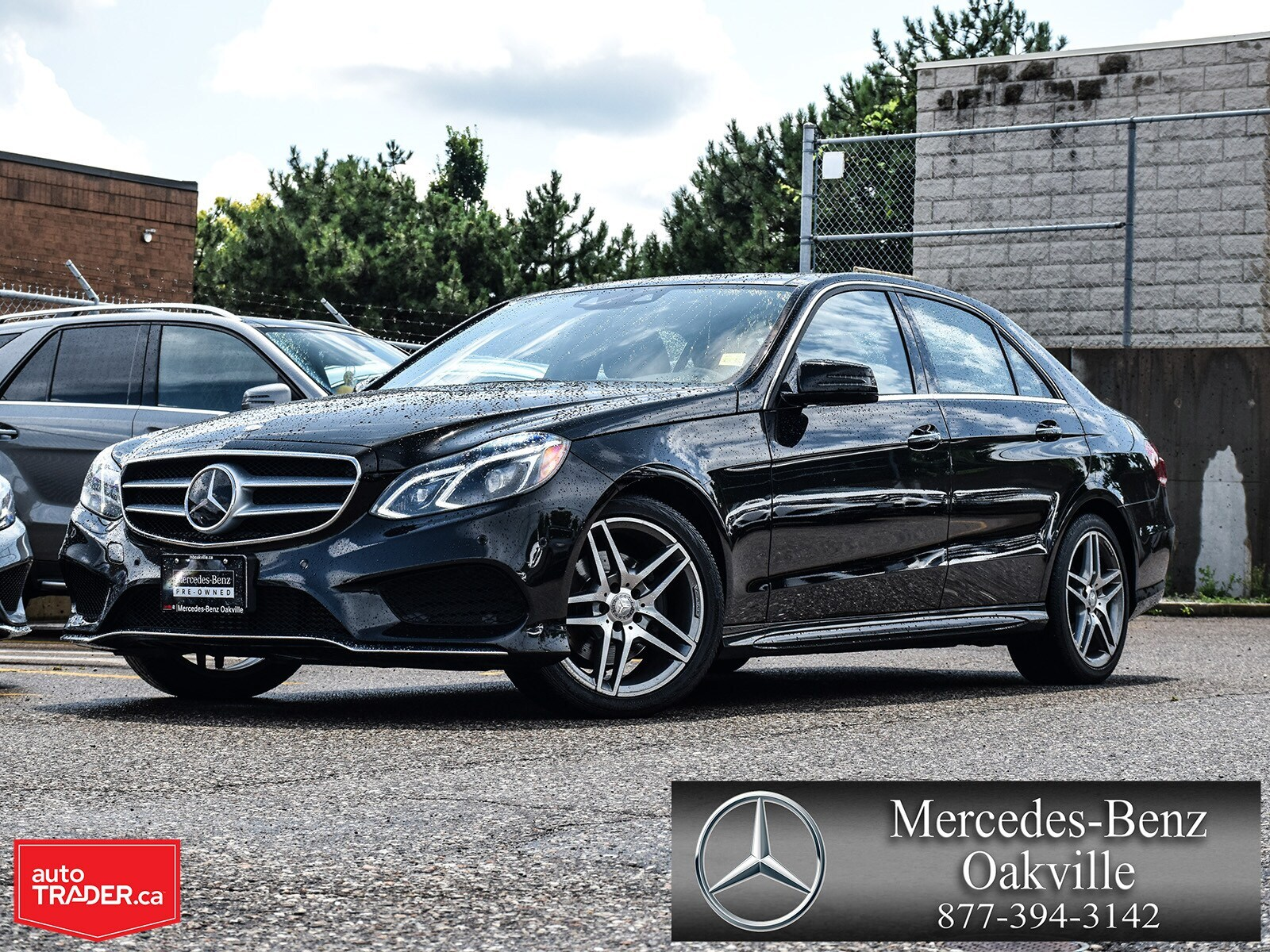 Certified Pre-Owned 2016 Mercedes-Benz E250 AWD 4MATIC®