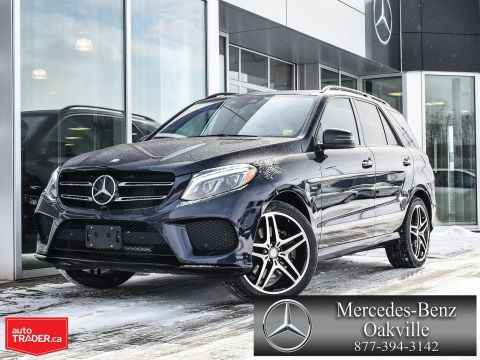 Certified Pre-Owned 2016 Mercedes-Benz GLE GLE450 AMG