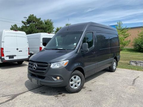 New 2019 Mercedes-Benz Sprinter 2500 Cargo Sprinter V6 2500