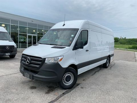 2019 Mercedes-Benz Sprinter 2500 Cargo