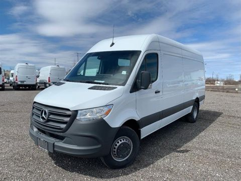 New 2019 Mercedes-Benz Sprinter 3500XD Cargo Sprinter V6 3500XD Cargo Rear Wheel Drive Cargovan