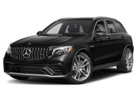 2019 Mercedes-Benz GLC GLC63 AMG