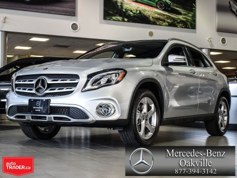 New 2019 Mercedes-Benz GLA GLA250 AWD 4MATIC®