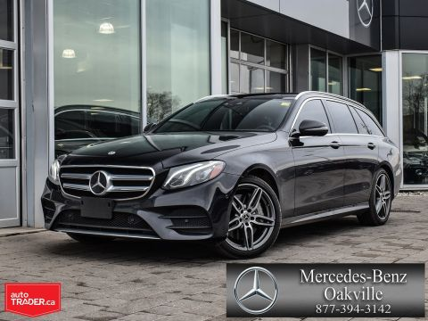 Certified Pre-Owned 2019 Mercedes-Benz E-CLASS E450